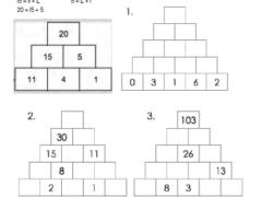 pyramid sums
